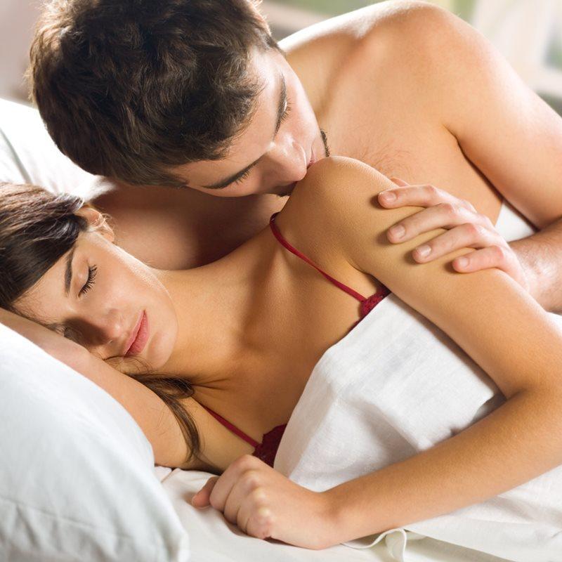 Как занимаются любовью девушки
