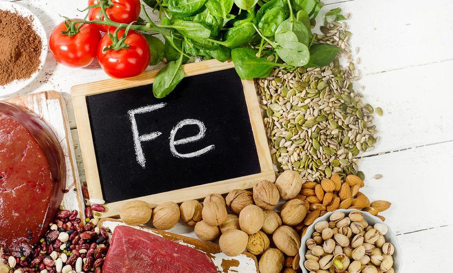 5 Makanan Yang Kaya Zat Besi Womantalk