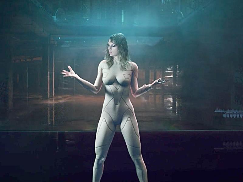 Taylor Swift Nyaris Telanjang Di Video Teaser Ready For It -1319