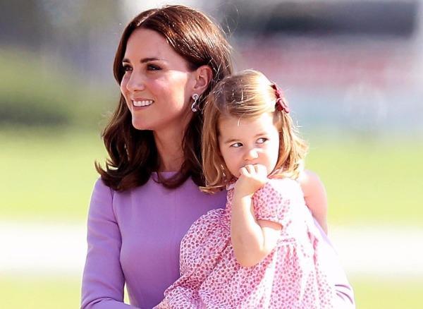 Ini Warna Kesukaan Princess Charlotte. Apa Sama Dengan Anda?