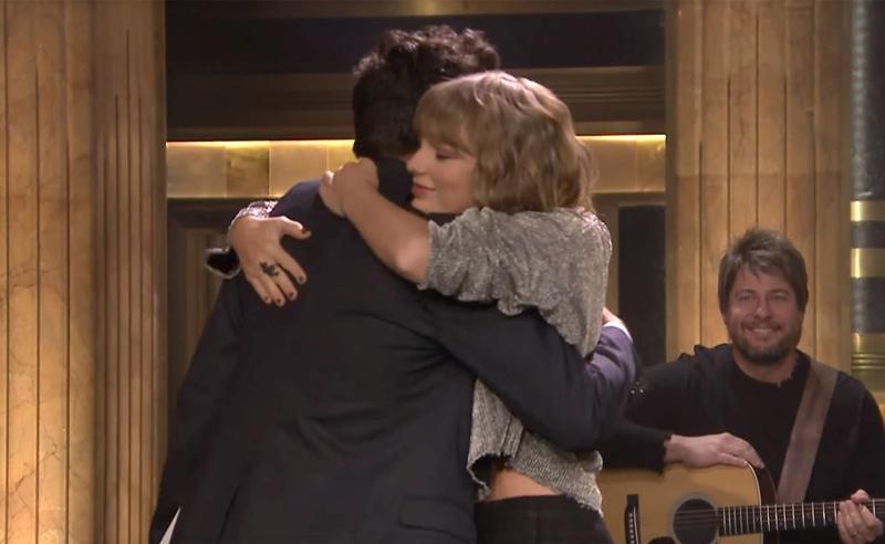 Momen Menyentuh Taylor Swift Dan Jimmy Fallon Di The Tonight Show Ini Akan Bikin Anda Terharu