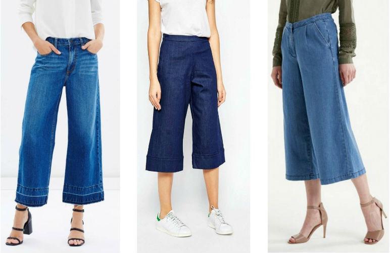 Kulot Jeans Untuk Segala Kesempatan Womantalk