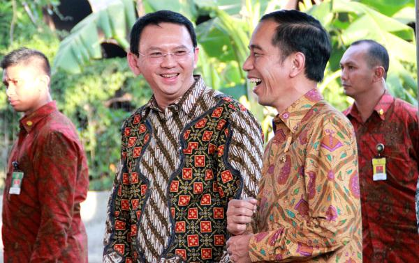 Bromance Antara Jokowi dan Ahok
