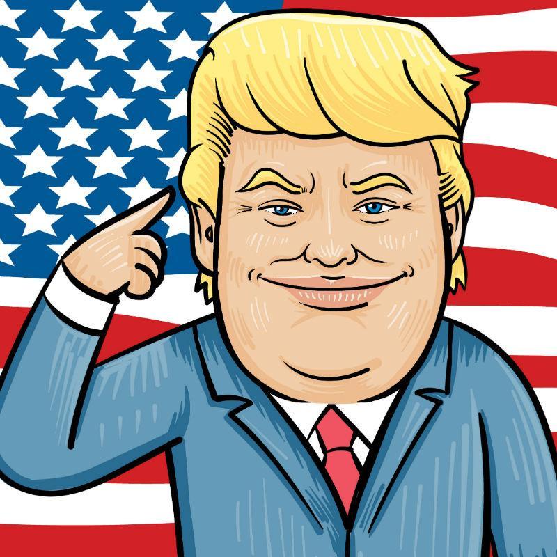 10 Fakta Unik Tentang Donald Trump