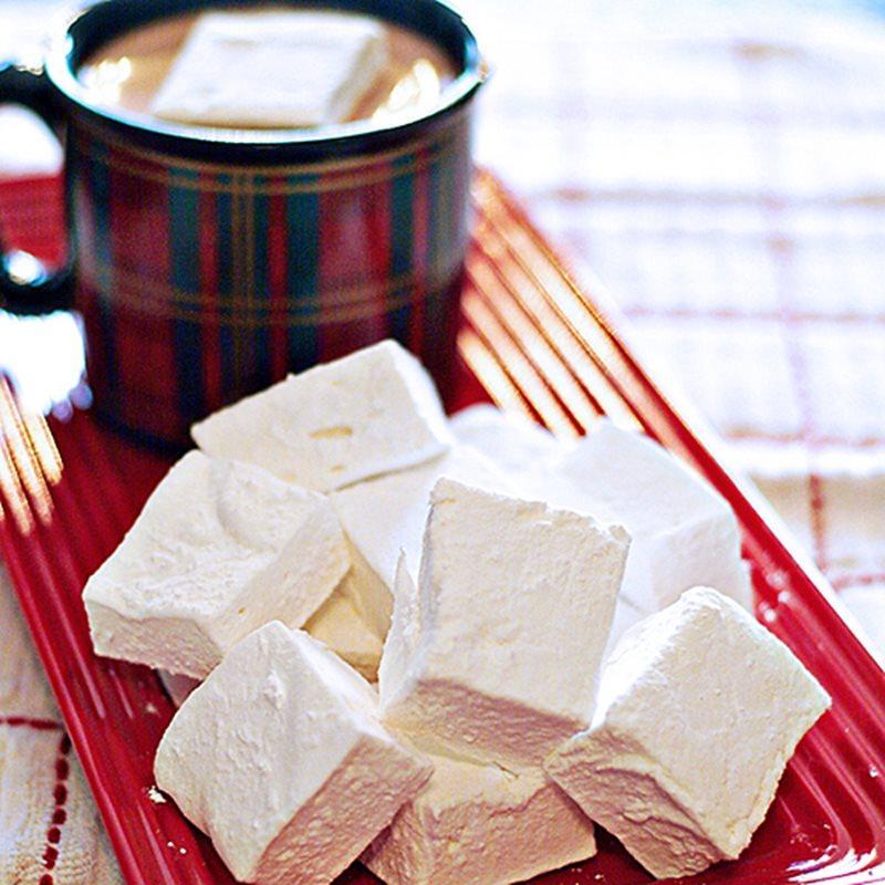 Yuk, Bikin Sendiri Marshmallow