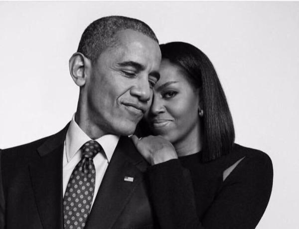 Michelle obama kirim pesan mesra rayakan ulang tahun pernikahan