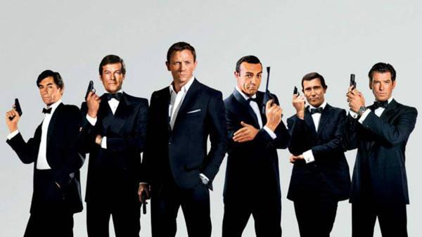 5 Aktor Seksi Pemeran James Bond, Yang Mana Favorit Anda? - Womantalk