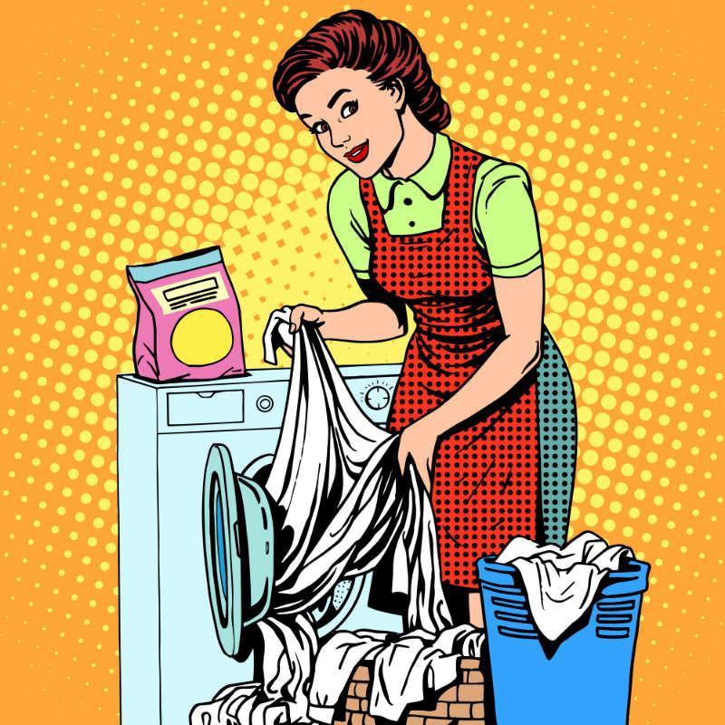 Seberapa Seringkah Anda Harus Mencuci Baju Womantalk