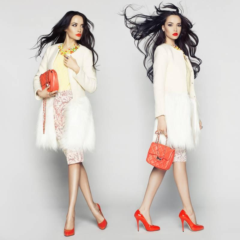 Stylish Dengan Merah Putih