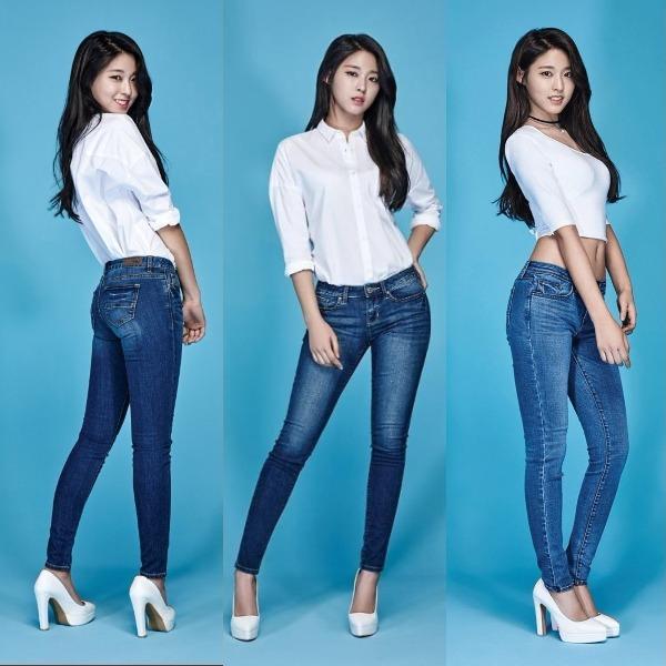 Ini yang Dipakai Para Wanita Korea Untuk Membuat Kaki Jadi ...