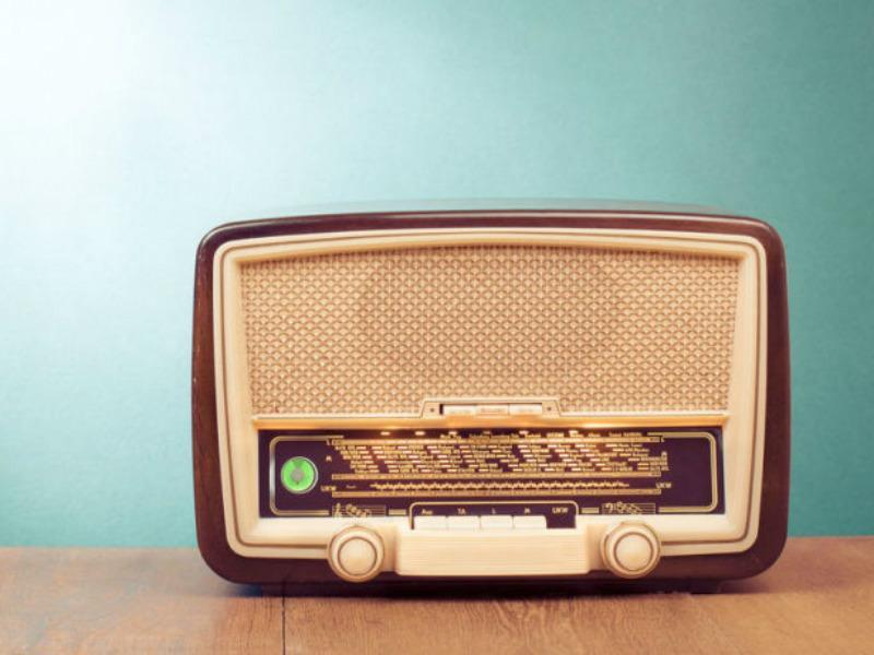 Телефон радио ретро fm
