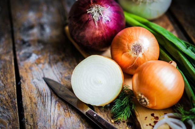 Картинки по запросу different color of onions