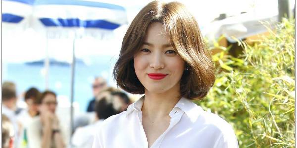 Deretan Gaya Rambut Simpel Song Hye Kyo Mana Yang Paling Anda Suka Womantalk