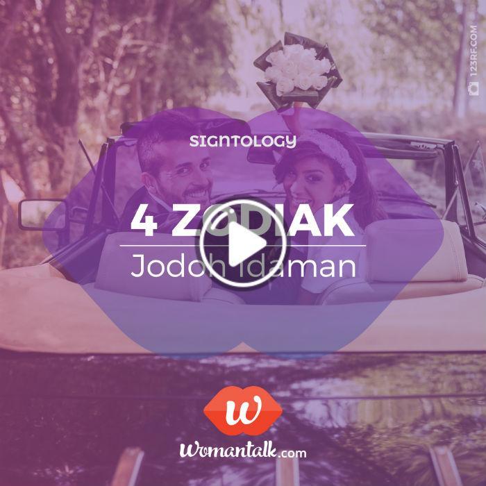 Video: 4 Zodiak Jodoh Idaman