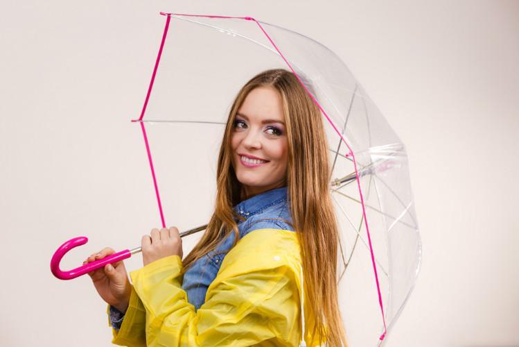 Raincoat & Jaket Stylish Untuk Musim Hujan