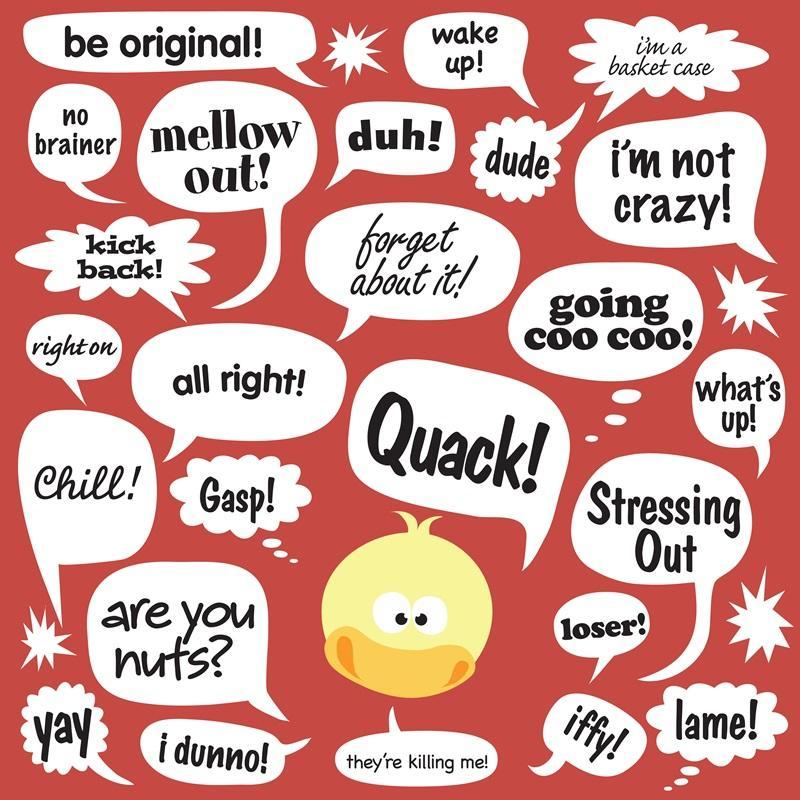 A Z Kata Slang Favorit Di Inggris Dan Amerika Womantalk