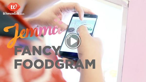 Video: Jemma Class: Fancy Foodgram