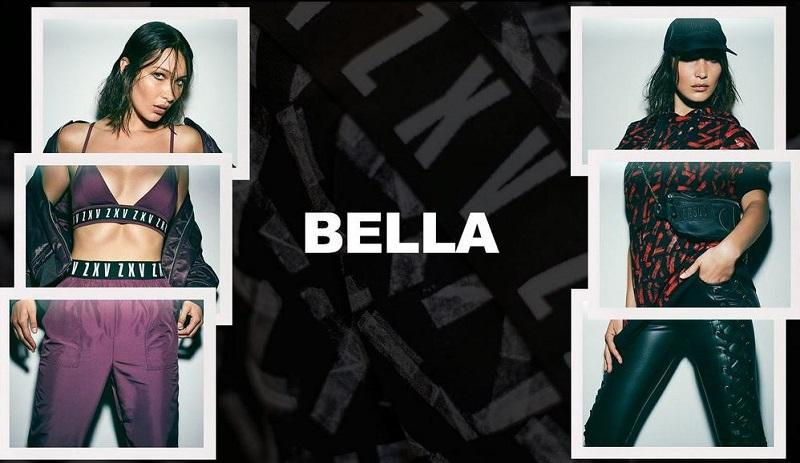Bella Hadid Jadi Model Utama Koleksi Fashion Zayn Malik