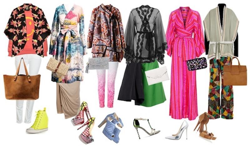 Tips Padu Padan Baju Model Kimono Agar Tampil Stylish Womantalk
