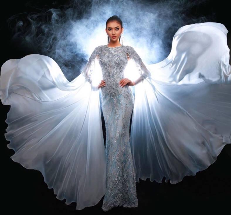 10 Busana Cantik Yang Kevin Lilliana Gunakan Di Ajang Miss International 2017