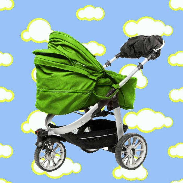4 Baby Stroller Praktis & Keren Di Bawah Rp2 Juta