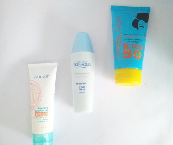Apakah Wardah Sunscreen Gel Cocok Untuk Kulit Berminyak ...