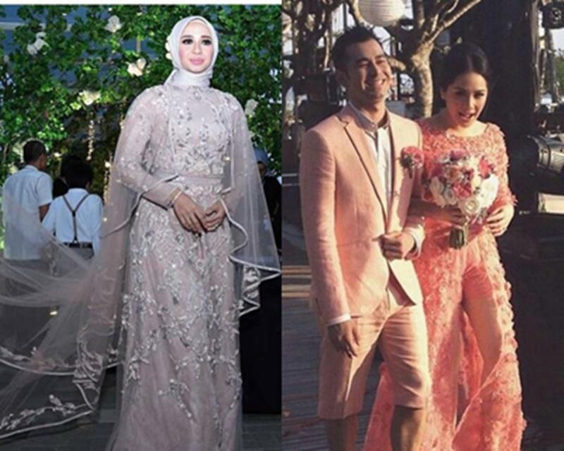 Ingin Tampil Dengan Gaun Pengantin Model Celana Ala Laudya Cynthia