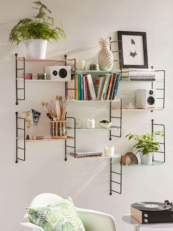 10 Ide Rak Dinding Unik Untuk Rumah Minimalis Anda Womantalk