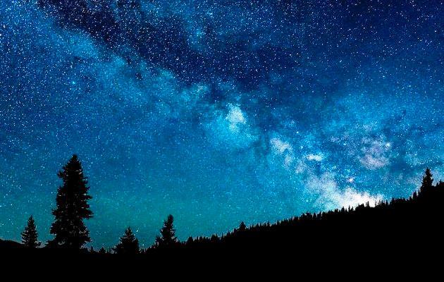 Download 80+ Gambar Pemandangan Langit Di Malam Hari Terbaru Gratis