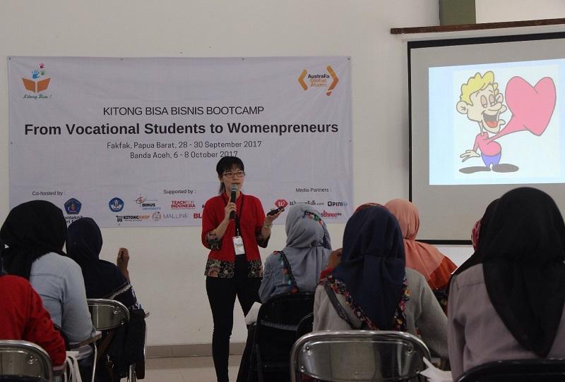 Kitong Bisa Bisnis, Berdayakan Masyarakat Lewat Pelatihan Entrepreneurship