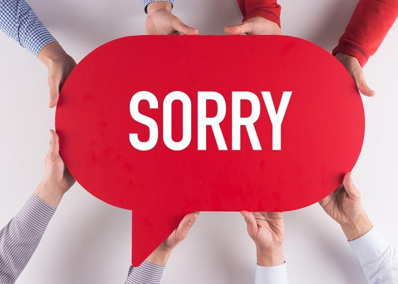 Meminta Maaf lah dengan Tulus