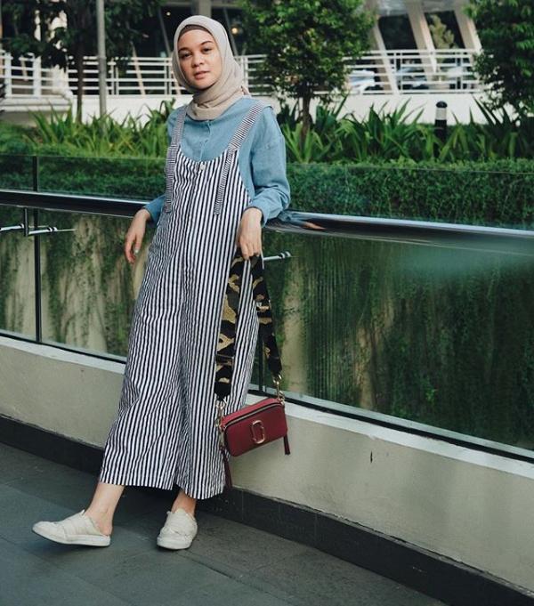 Tips Padu Padan Hijab Untuk Lebaran Haji Ala Selebgram Tanpa Perlu