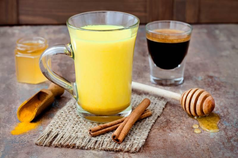 Golden Milk Minuman Kekinian Yang Berkhasiat Womantalk