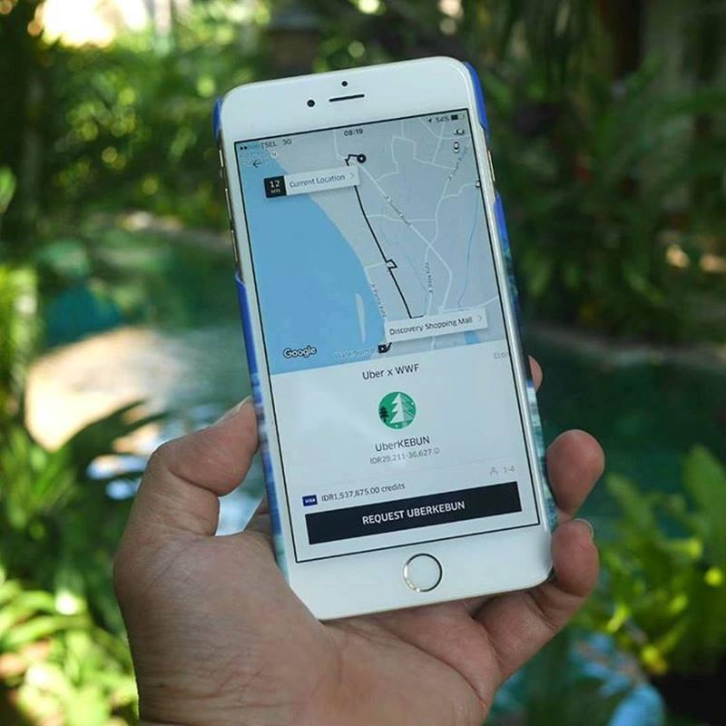 3 Hal Keren Dari UberKEBUN
