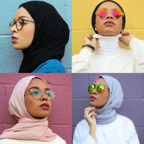 3 Tips Pintar Padukan Hijab Dengan Kacamata - Womantalk aab95e040a