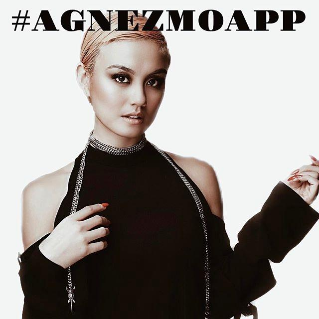 Agnez Mo Official Jadi Aplikasi Selebriti Pertama Di Indonesia