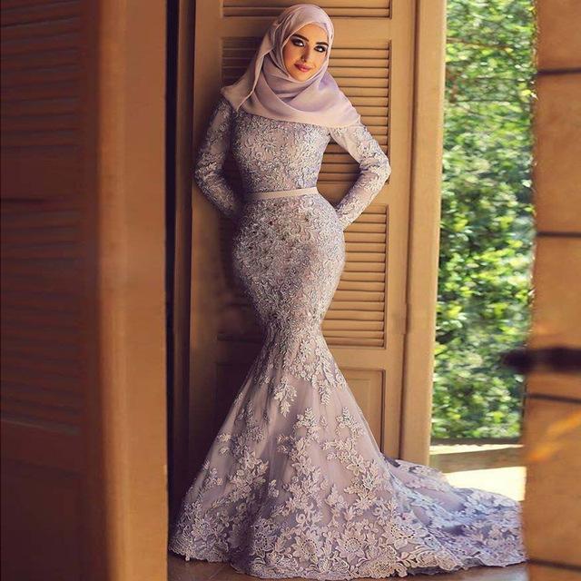 Tren Mermaid Dress Busana Ala Putri Duyung Untuk Para Hijaber