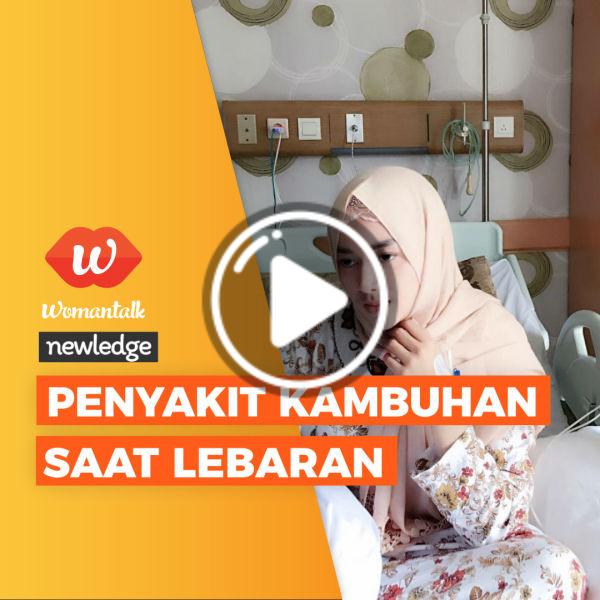 Video: Newledge: Penyakit Kambuhan Saat Lebaran