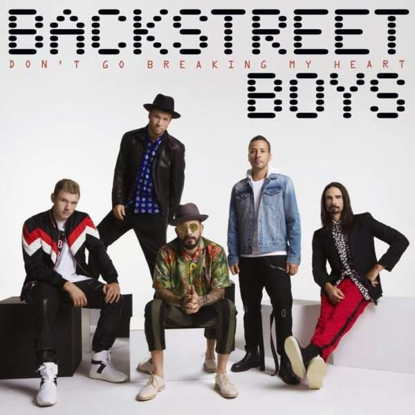 Rayakan Ulang Tahun Ke-25, Backstreet Boys Rilis Lagu dan Video Baru