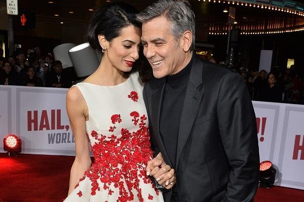 Kenapa George Clooney Menangis Saat Dengar Pidato Istrinya?