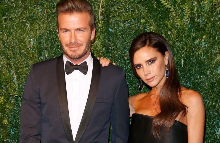 David Dan Victoria Beckham Bantah Isu Perceraian