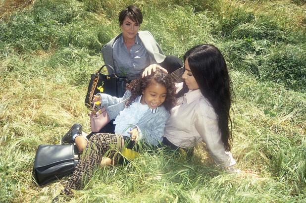 Baru Berusia 5 Tahun, Anak Kim Kardashian Sudah Tampil Di Kampanye Fashion Ternama