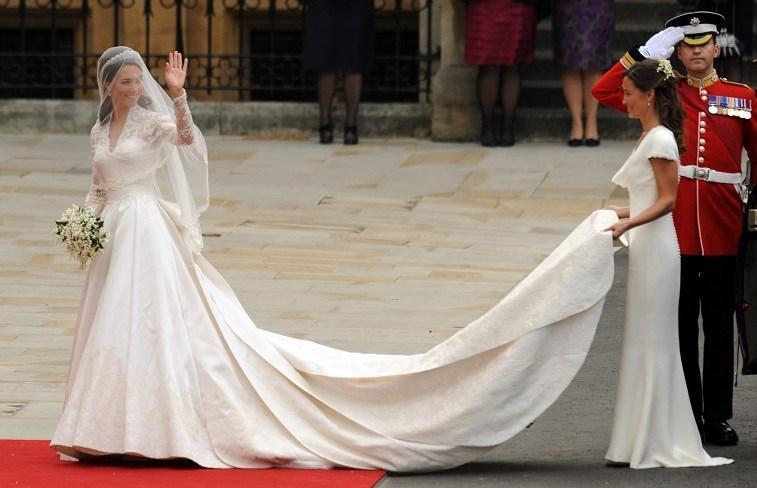 10 Gaun Pengantin Terbaik Dari Royal Wedding Di Seluruh Dunia