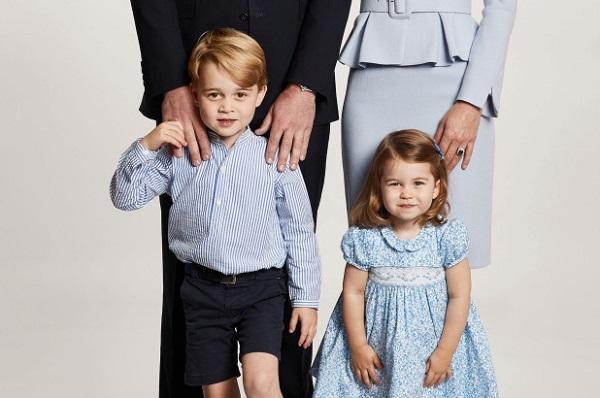 Pangeran George dan Putri Charlotte Masuk Dalam Daftar Pengiring Pengantin di Pernikahan Pangeran Harry dan Meghan Markle