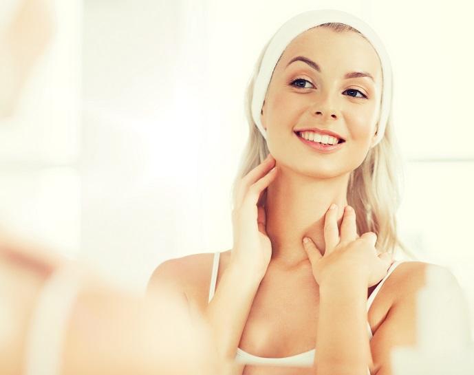 Image result for tips merawat leher