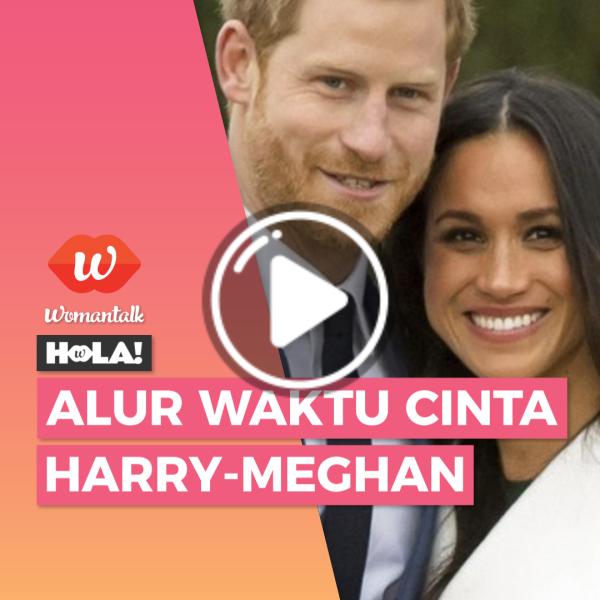 Video: Hola: Alur Waktu Cinta Harry-Meghan